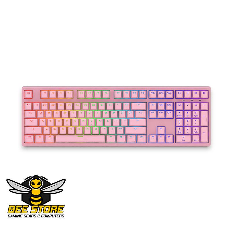 ban-phim-AKKO-3108S-Pink-Bee-gaming-1