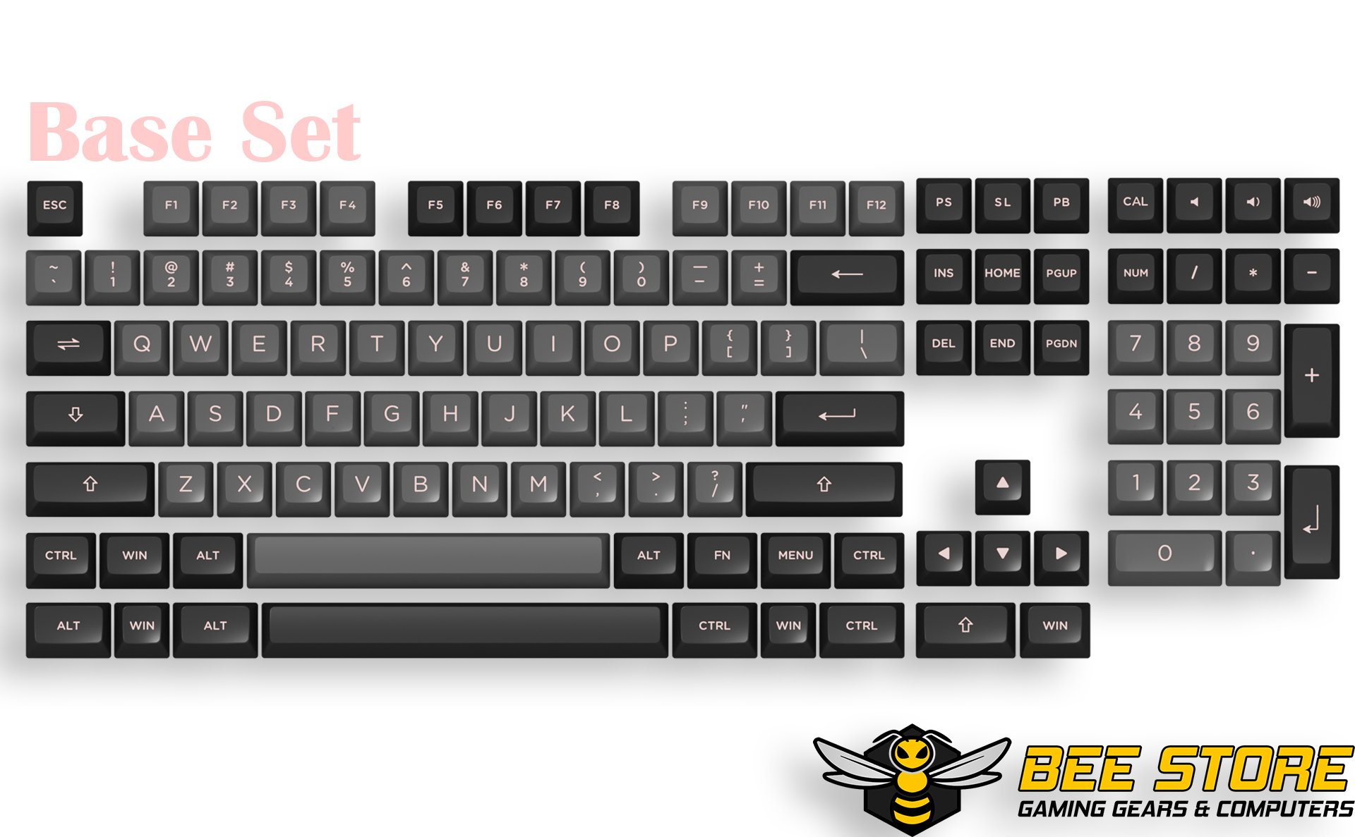 keycap-akko-black-pink-beegaming-20