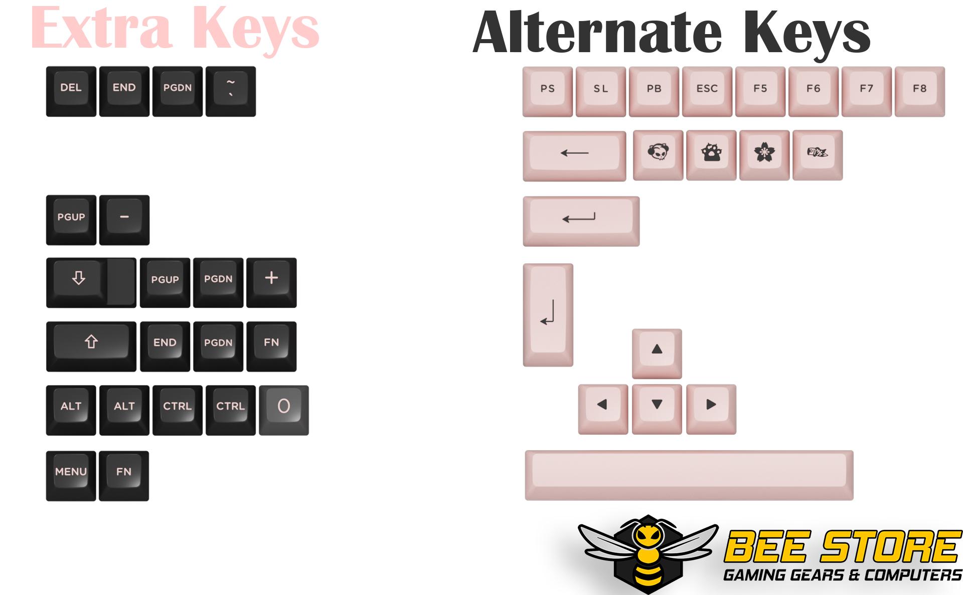 keycap-akko-black-pink-beegaming-21