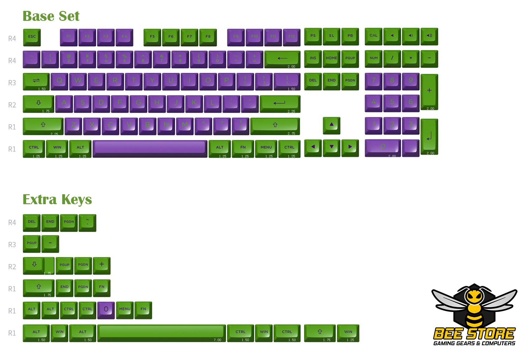 keycap-akko-eva-01-beegaming-01